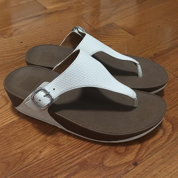 Skinny White A96194 Sandals | Poshmark
